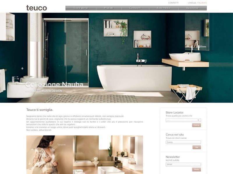 TEUCO, online la nuova versione del sito