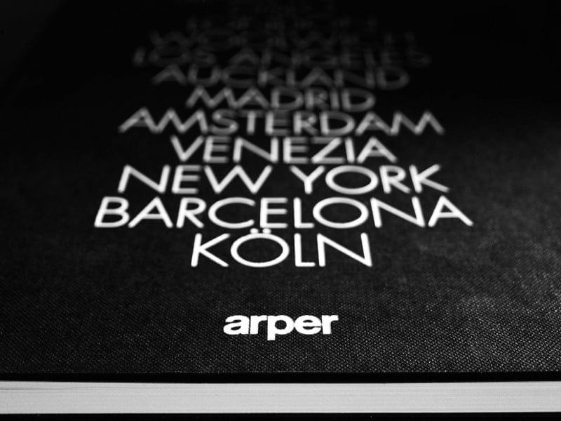 Corporate Identity, Arper