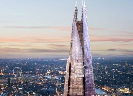 The Shard: si inaugura oggi il grattacielo 'record' di Renzo Piano