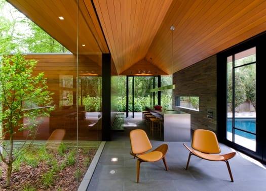 Washington DC: un 'giardino segreto' nella foresta