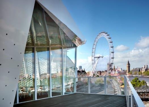 The Cube by Electrolux 'approda' sui tetti di a Londra e Stoccolma