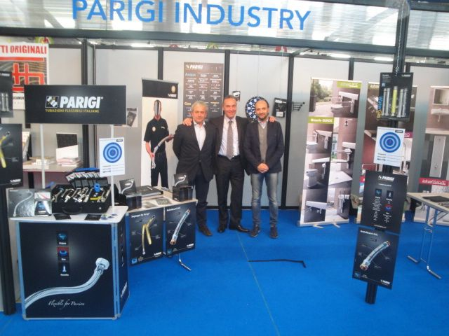Parigi Industry in prima linea al festival dell'installatore 2012