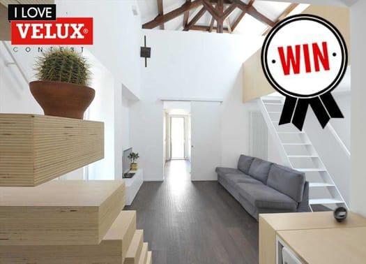I Love VELUX: i tre progetti vincitori del concorso