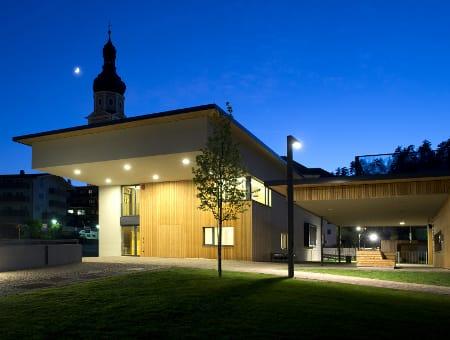 Rubner Objektbau, nuovo progetto moderno ed ecologico