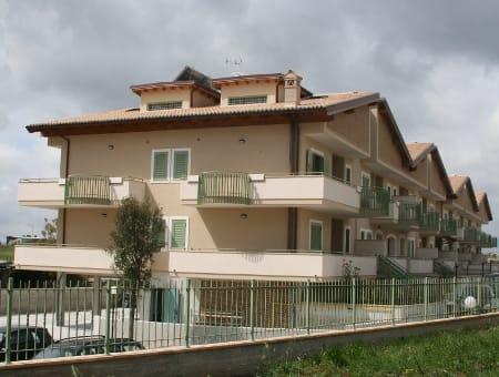 TECNOCASA CLIMATIZZAZIONE,  climatizzazione centralizzata di un condominio romano