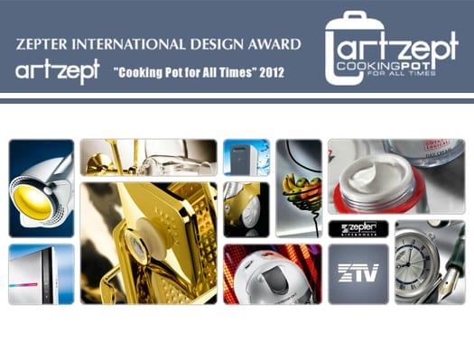 Al via il grande concorso Artzept 2012, Cooking pot for all times