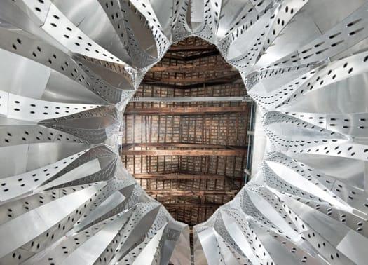 Zaha Hadid alla Biennale di Architettura di Venezia 2012