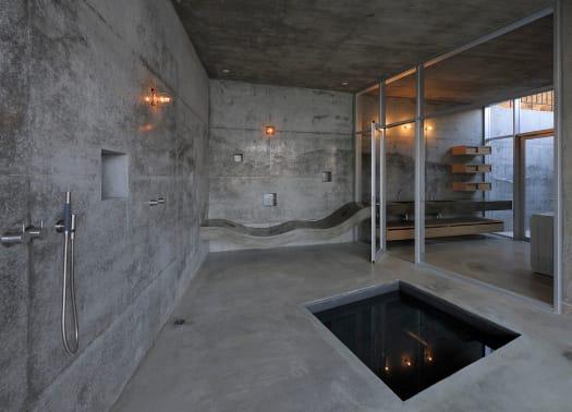 'A' House in Kisami: connessione tra la montagna e il mare