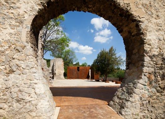 Ungheria: elementi in corten per l'antico Szathmáry Palace