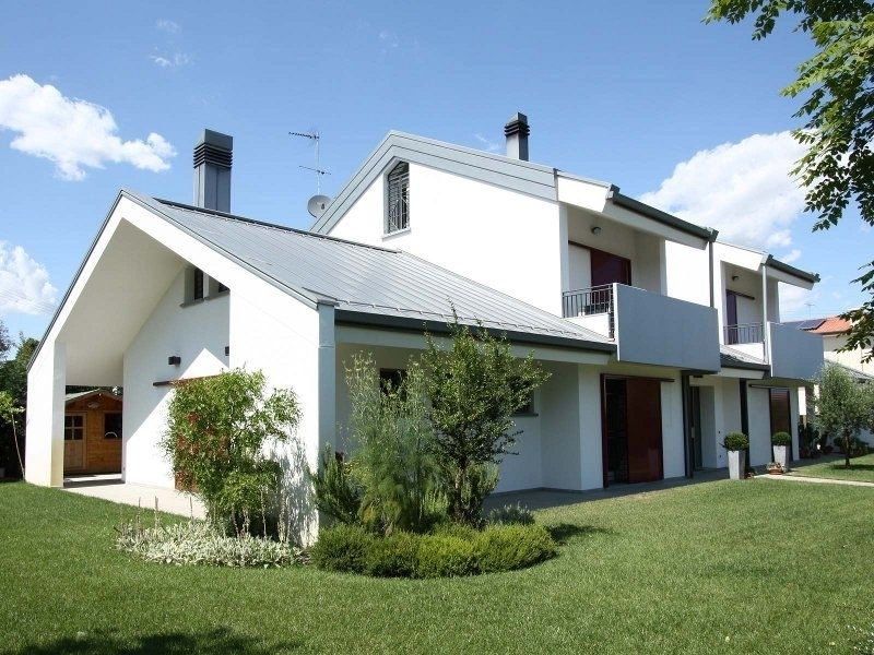 Laminato zintek® per l'architettura residenziale