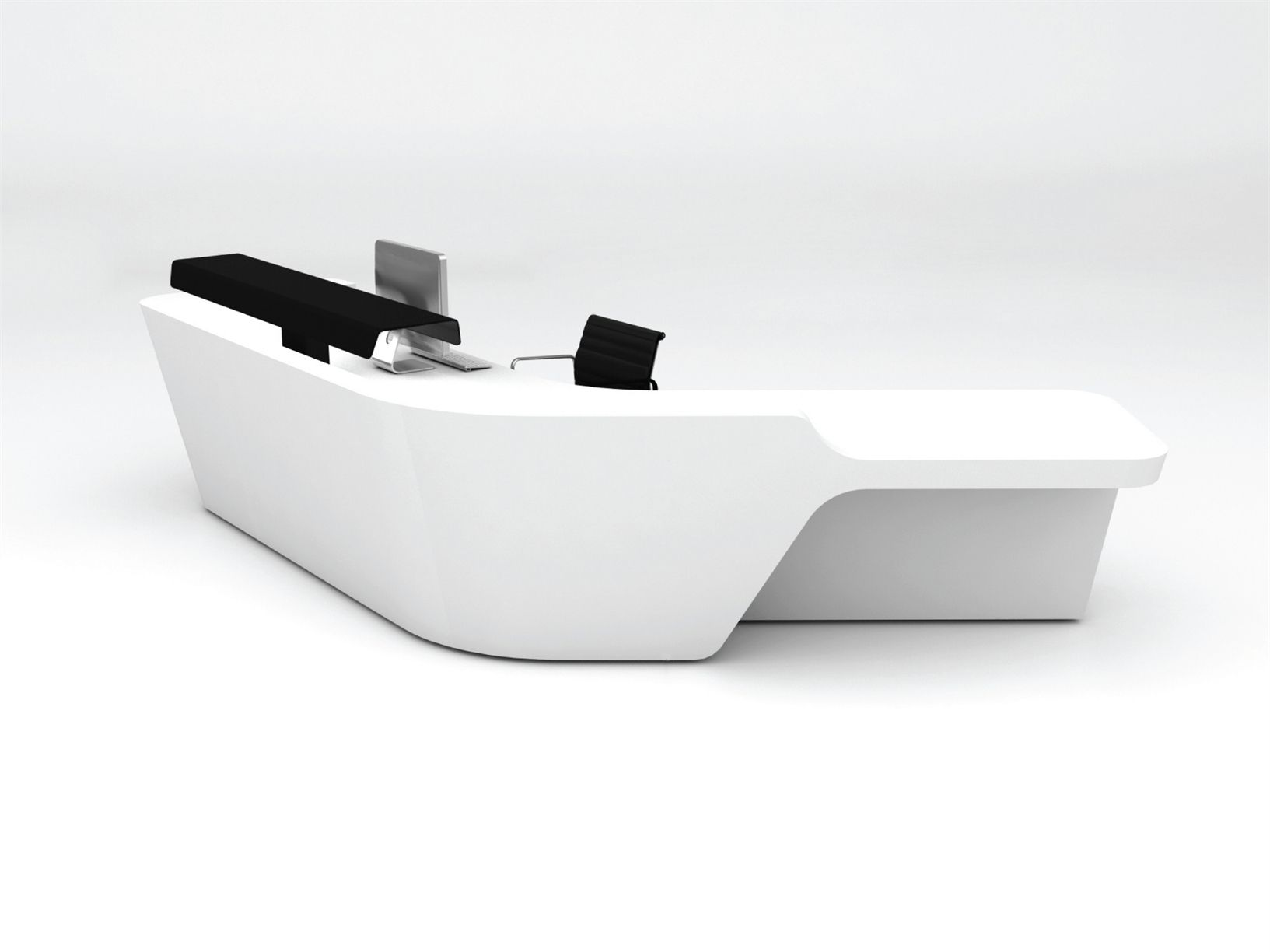 HI-MACS, Isomi Mono Desk
