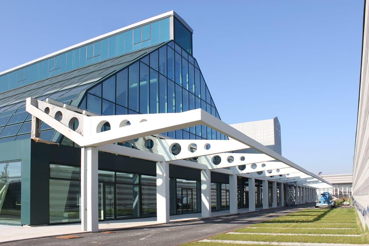 Zintek e la rigenerazione urbanistica: il nuovo Venezia Lifestyle Center