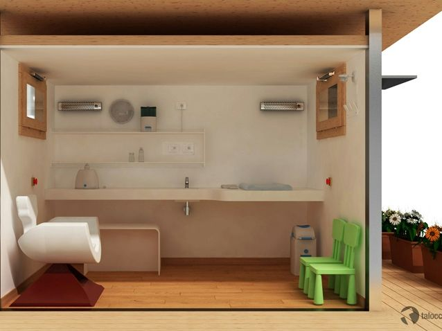 Baby Little Home, Teuco