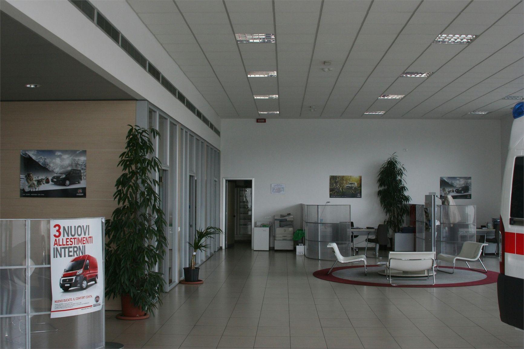 Tecnocasa Climatizzazione scelta da Romana Diesel per la climatizzazione della sede