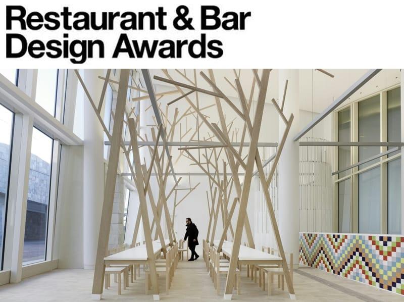 Un'anteprima del Restaurant and bar design awards 2013