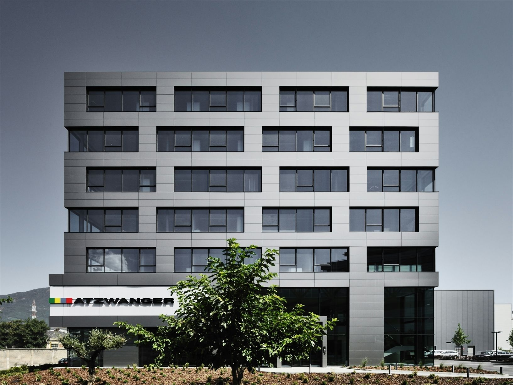 PICHLER Projects per il nuovo stabilimento della'azienda Atzwanger S.p.A.