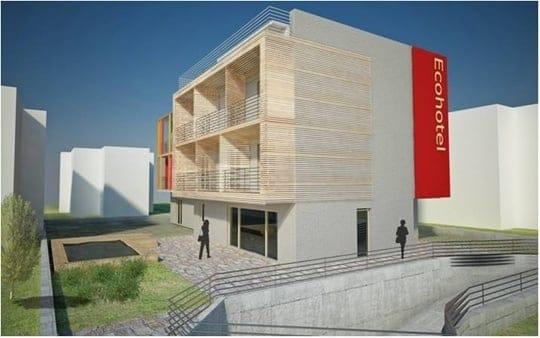 XENERGY di Dow Building Solutions scelto per il primo 'PassivHotel' in Italia