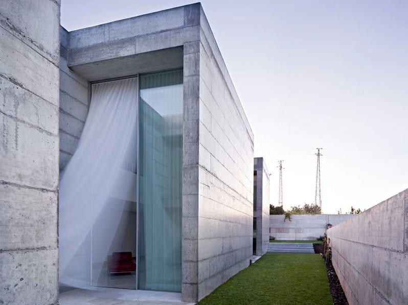 Una casa-tartaruga a Moreira, nel cuore del Portogallo