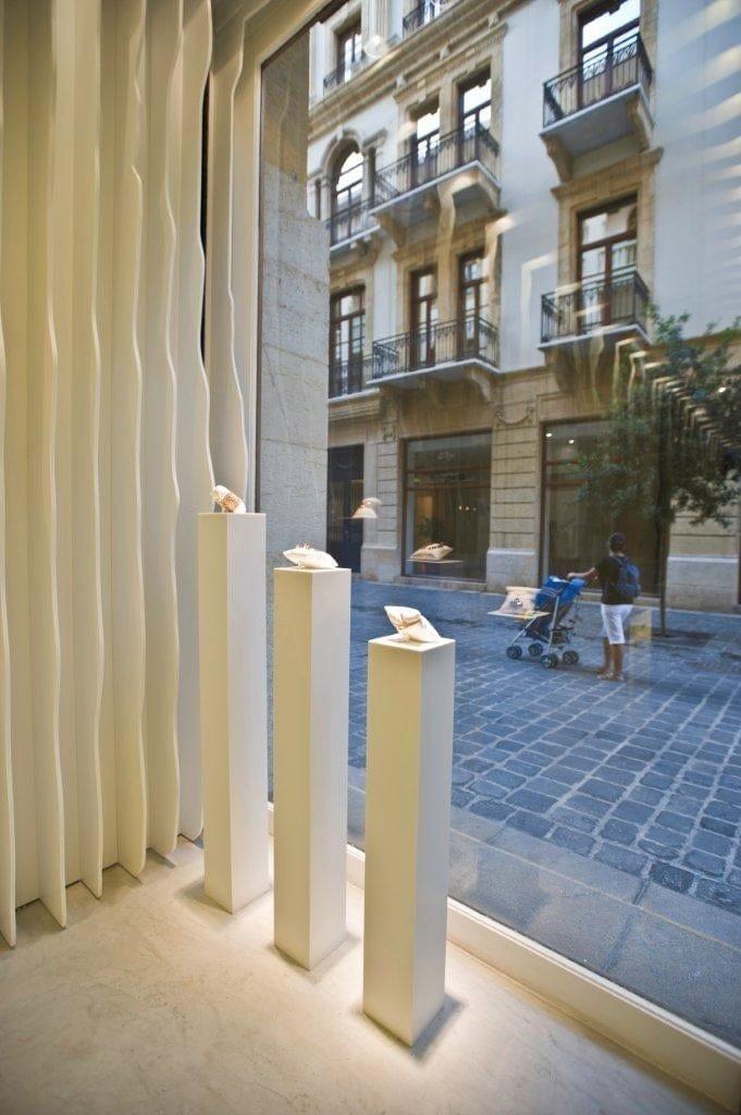 DuPont Corian per SOMA Architects