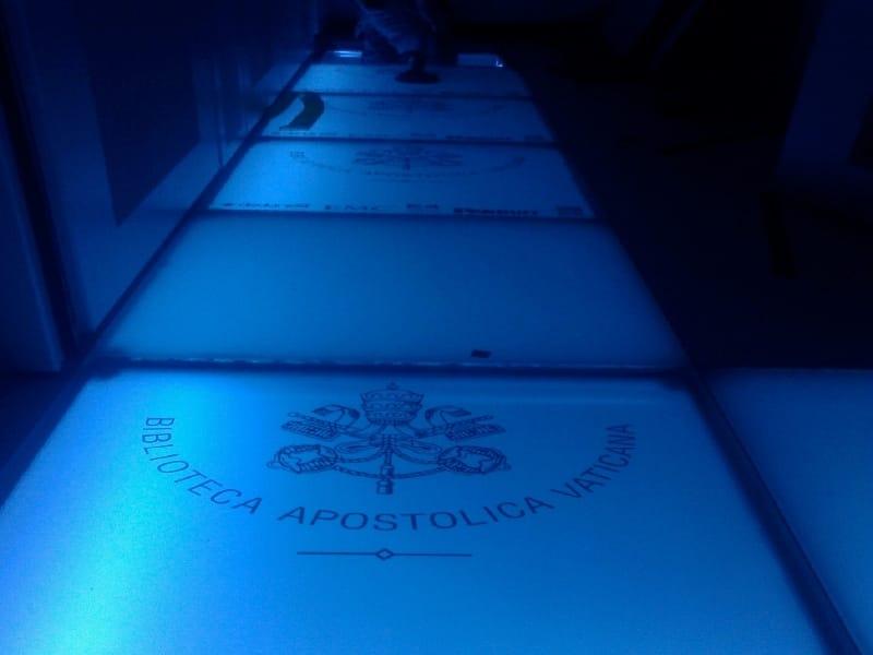Nesite per il Data Center della Biblioteca Apostolica Vaticana