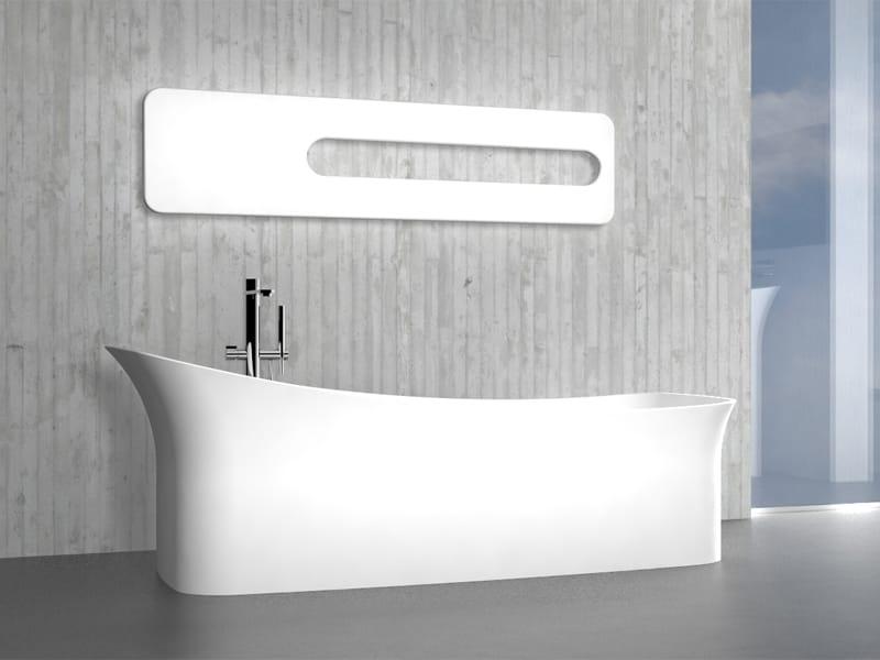 Vasca Da Bagno Ergonomica : Vasche da bagno design il relax essenziale