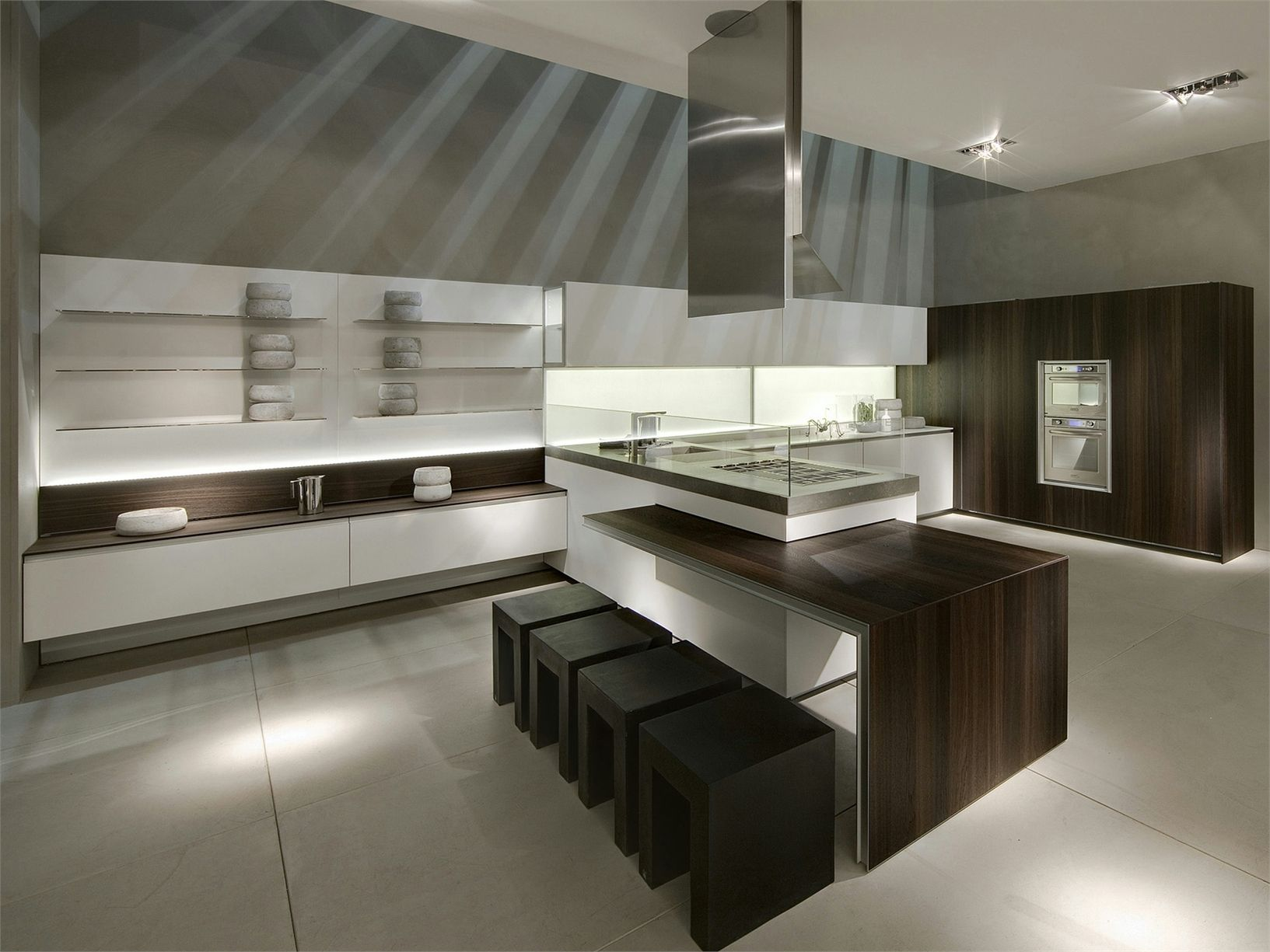 ICON BY ERNESTOMEDA A LIVING KITCHEN 2013