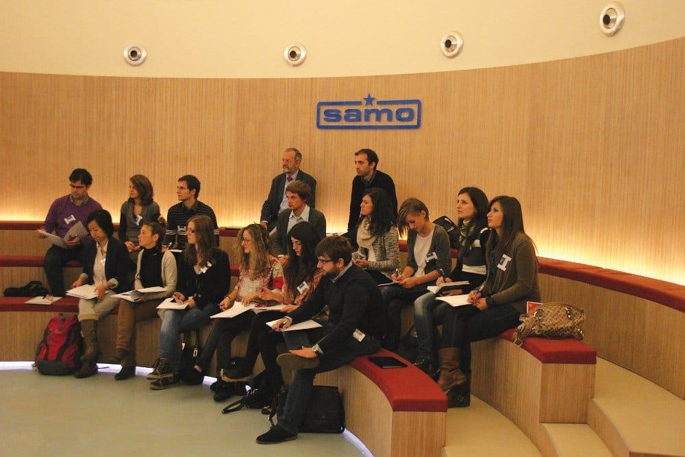Trento Marketing Challenge: Samo partner del Dipartimento di Economia dell'Università di Trento