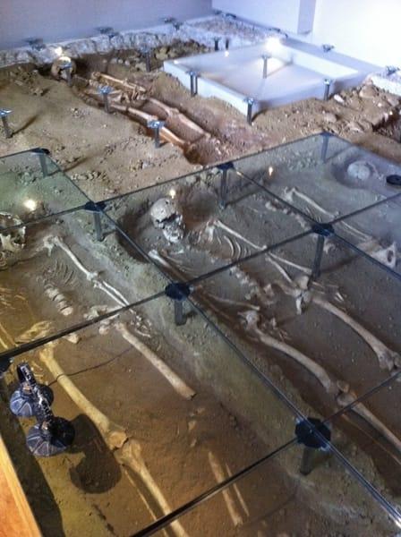 Il Museo Archeologico di Pordenone sceglie i pavimenti Nesite per le necropoli altomedioevali