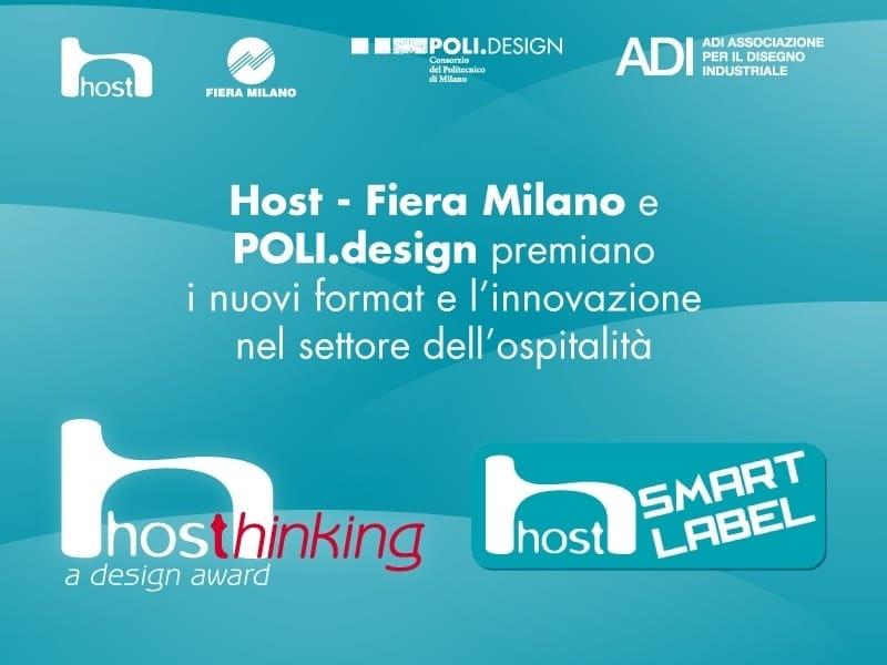 Host e POLI.design premiano l'ospitalità