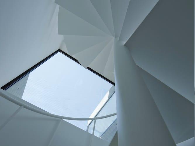 Apollo Architects & Associates: la residenza-ufficio Grow a Tokyo