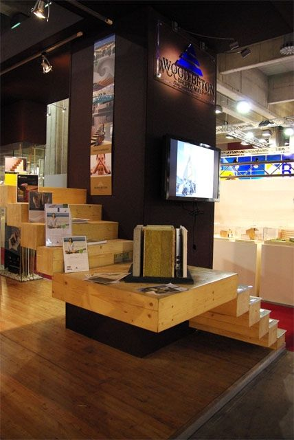 Wood Beton al Klimahouse 2013