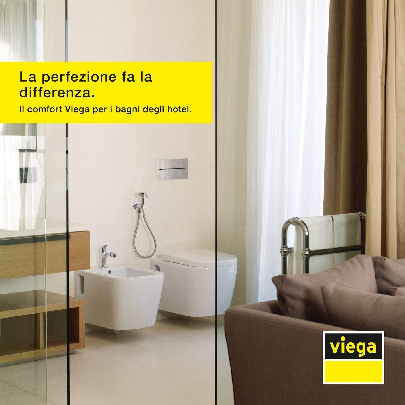 Viega presenta due nuove brochure con referenze tra esperienza e confort