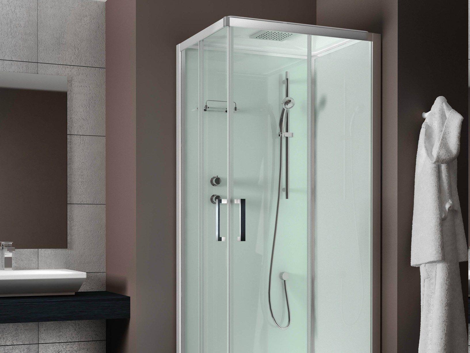 Evo basic la nuova gamma di cabine doccia grandform