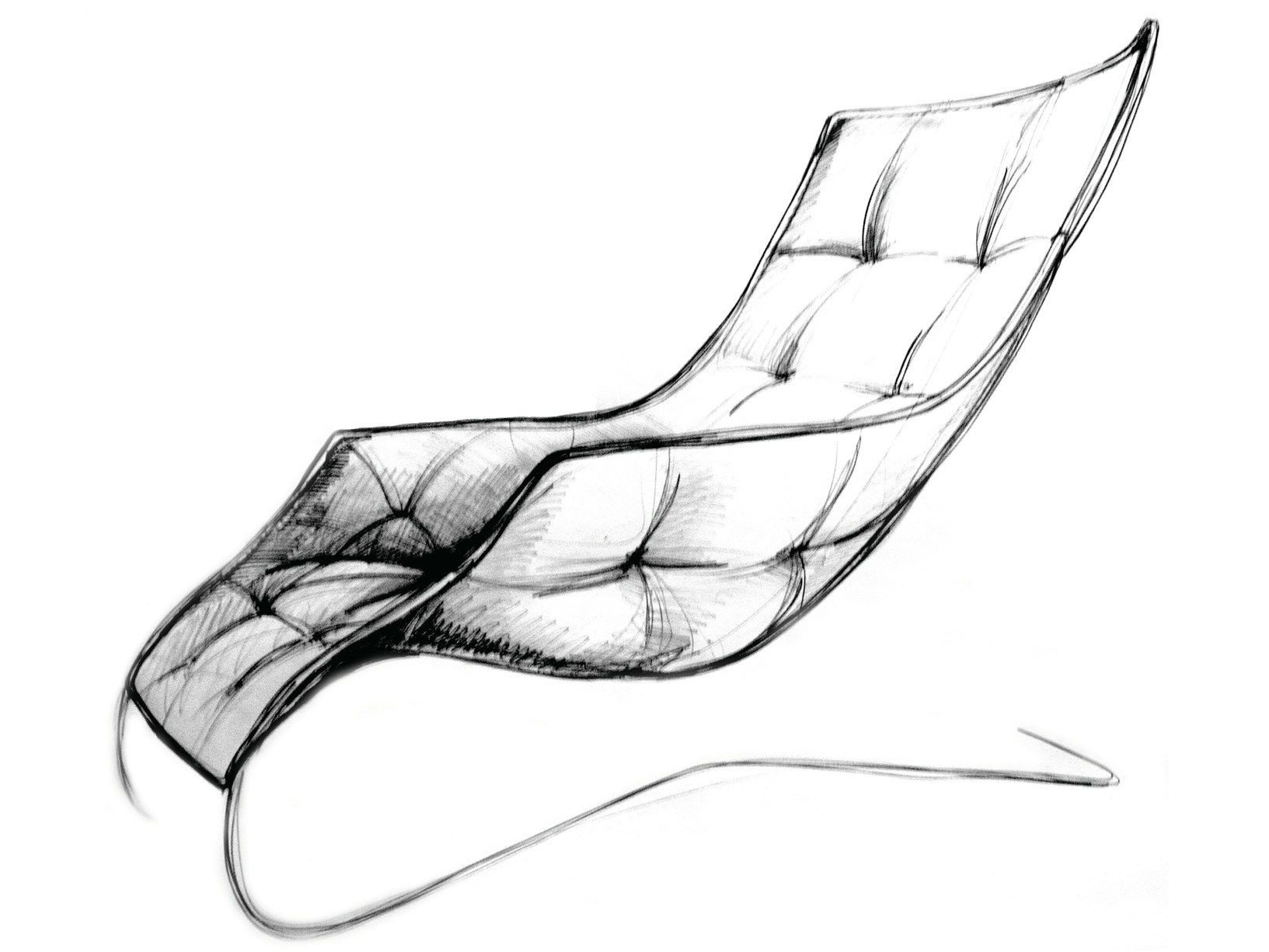 Необычные кресла рисунки