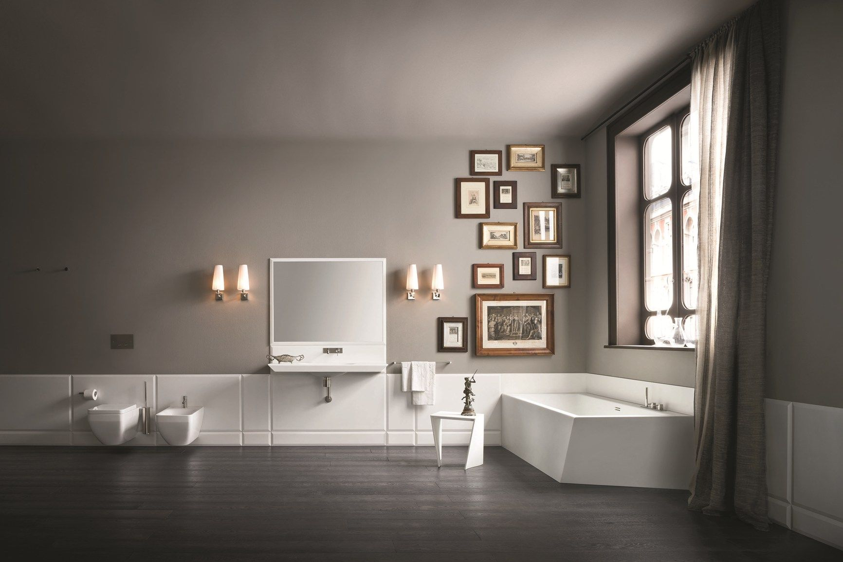 Rexa Design e DuPont™ Corian®, Warp