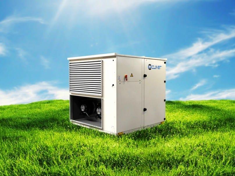 ZEPHIR3 di Clivet: tutto l'impianto di aria primaria in un unico Sistema