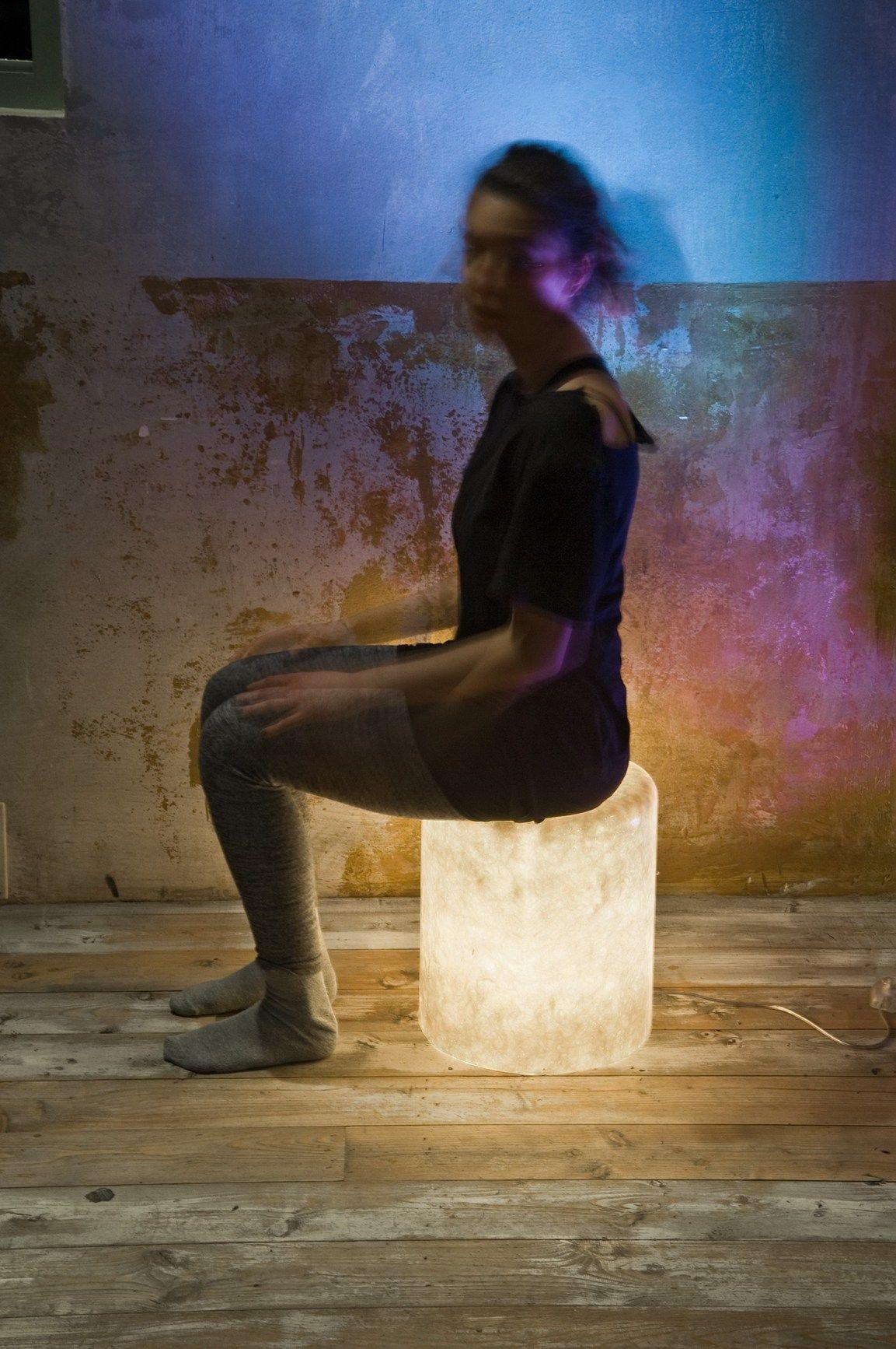 In-es.artdesign, Collezione Matt  - BIN F NEBULA