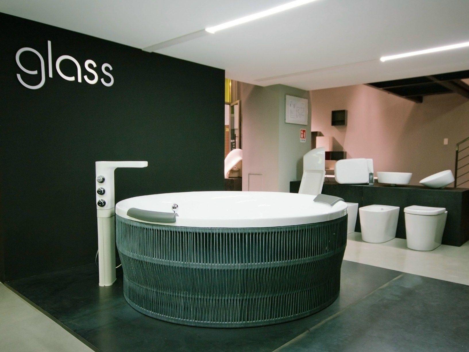 Showroom Glass a Milano