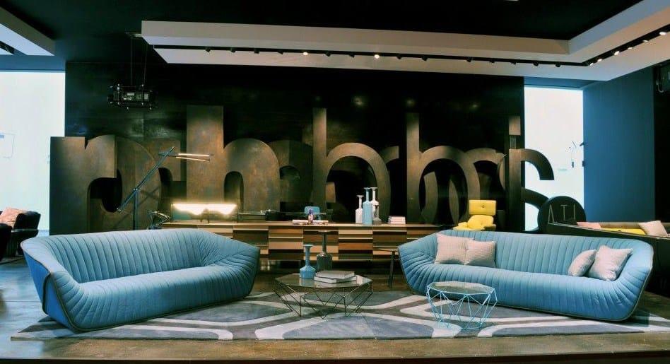 Salotti Roche Bobois.L Art De Vivre By Roche Bobois In Mostra Ai Saloni