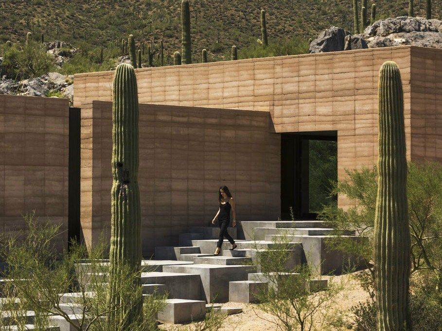 Tucson Mountain Retreat di DUST: elogio alla 'lentezza'