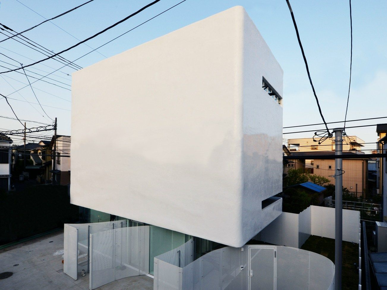 Atelier Norisada Maeda: la Torus House in Giappone