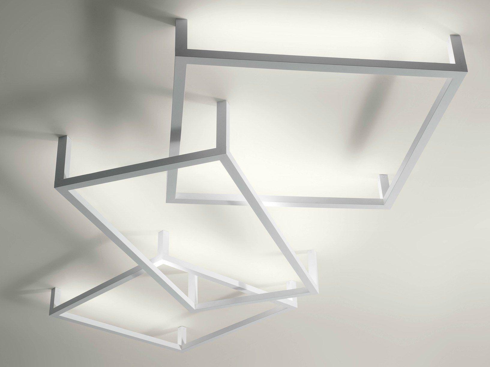 Framework, le composizioni geometriche di Axo Light