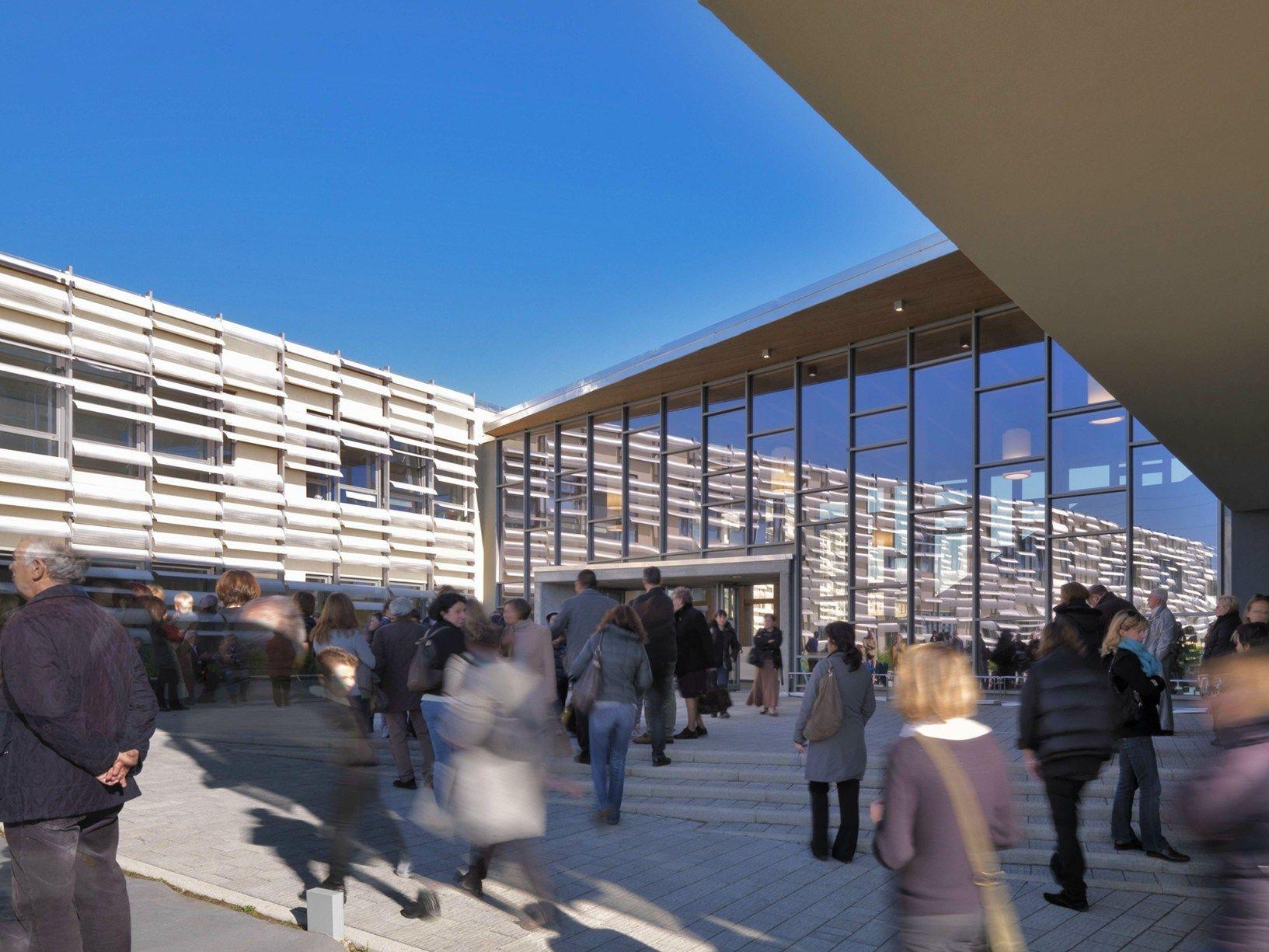 A Cernusco s/N la Scuola l'Aurora Bachelet di ITI Studio