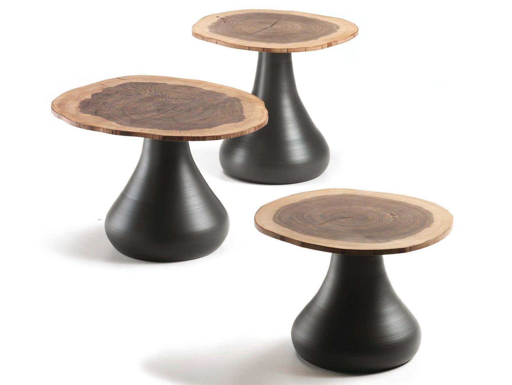 Un angolo di natura con il tavolino Rio di Cattelan