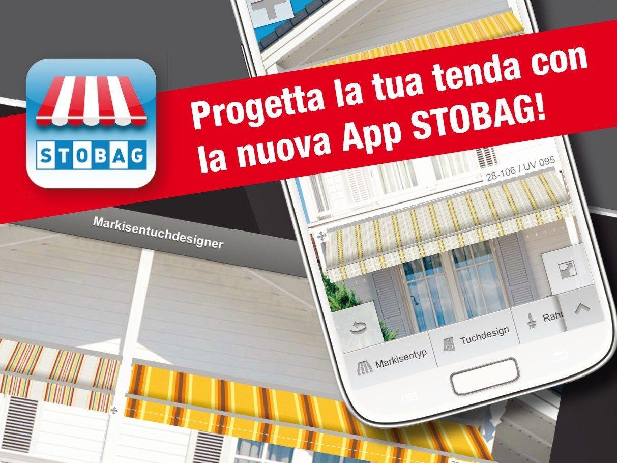 La nuova STOBAG App per progettare sistemi di ombreggiamento con facilità