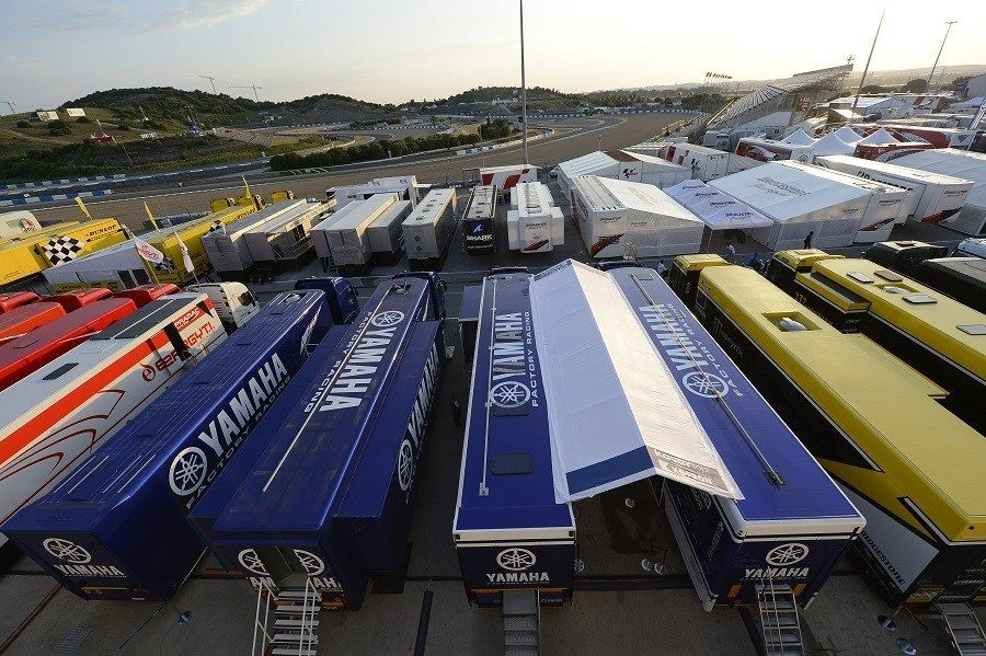 Kopron è Official Partner 2013 del team Yamaha Motor Racing