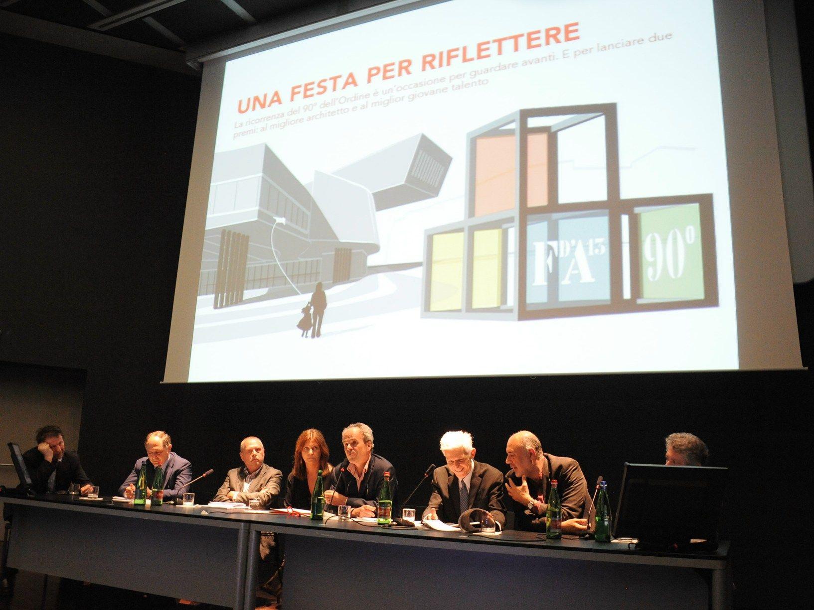 Bandito il Premio Giovane Talento dell'architettura Italiana 2013