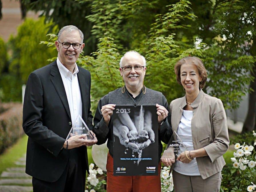 Parigi Industry vince il Premio Agorà d'Argento e il premio You Impresa
