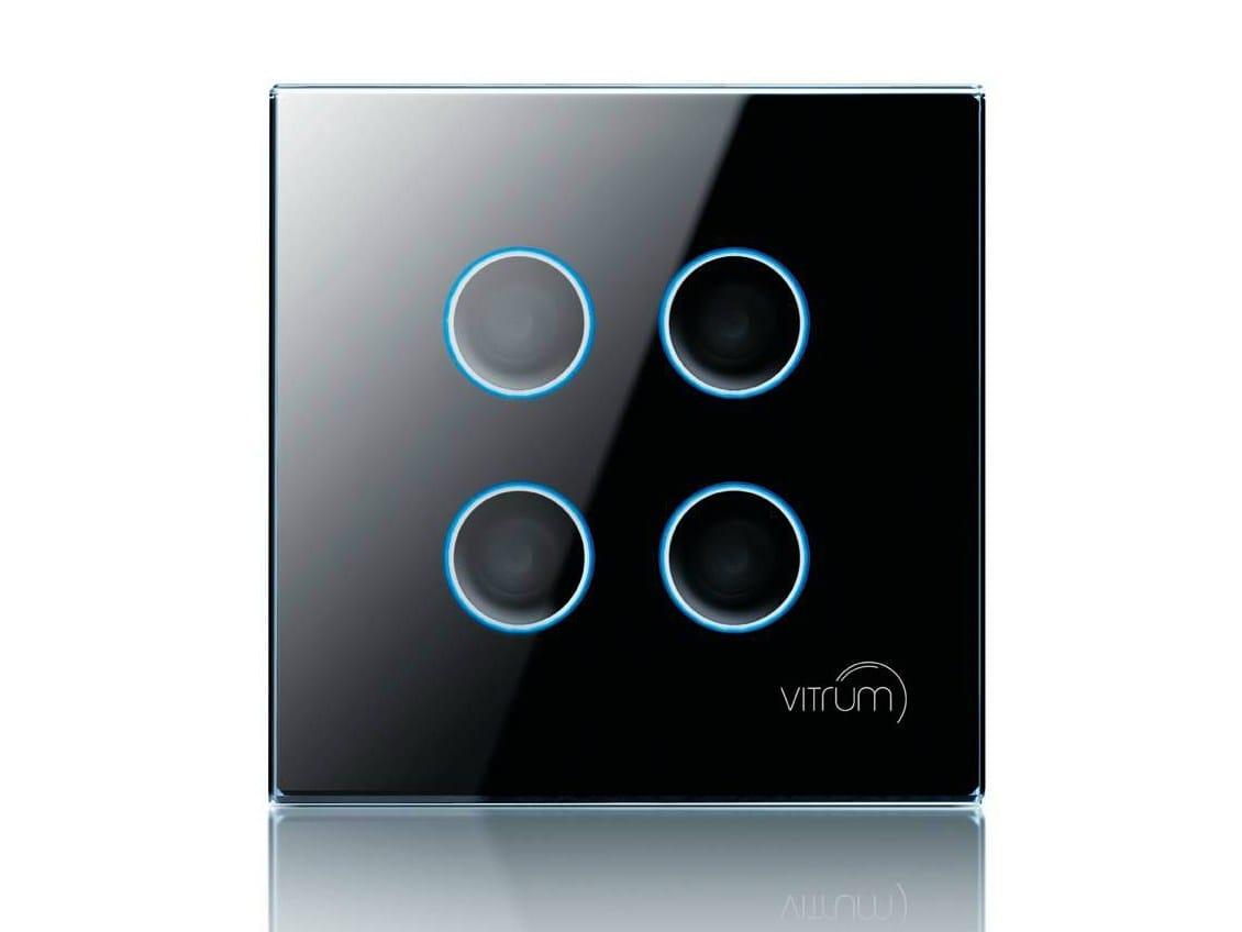 Vitrum presenta la nuova generazione d'interruttori