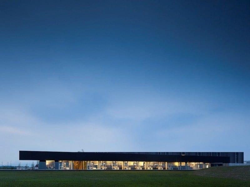 Il progetto della Sede Pratic in mostra nei musei più importanti d'Europa